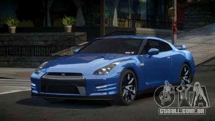 Nissan GT-R UR para GTA 4