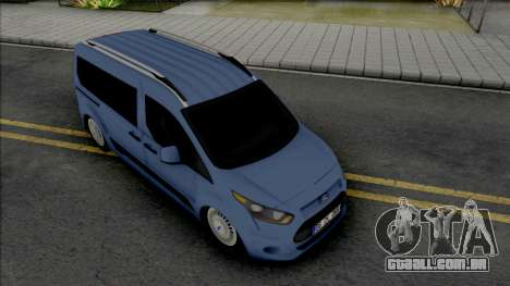 Ford Tourneo Connect (MRT) para GTA San Andreas
