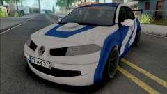 Renault Megane GTR (MRT) para GTA San Andreas