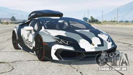 Jon Olssons Lamborghini Huracan〡add-on para GTA 5