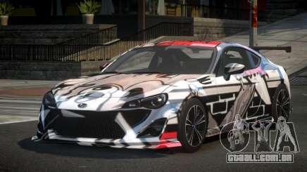 Subaru BRZ U-Style S10 para GTA 4
