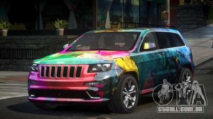 Jeep Grand Cherokee Qz S5 para GTA 4