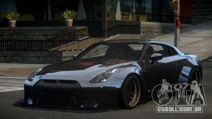 Nissan GT-R ZR para GTA 4