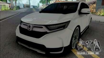 Honda CR-V 2018 para GTA San Andreas