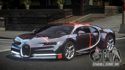 Bugatti Chiron U-Style S10 para GTA 4