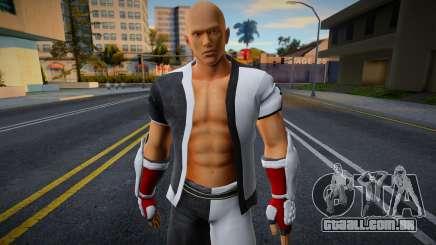 Jin from Tekken 6 para GTA San Andreas