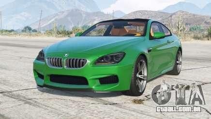BMW M6 cupê (F13) 2013〡d-on v1.1 para GTA 5