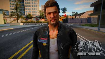 Greene from Dead Rising 1 para GTA San Andreas