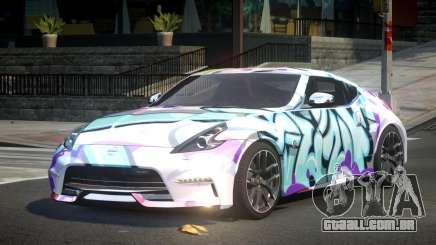 Nissan 370Z US S3 para GTA 4