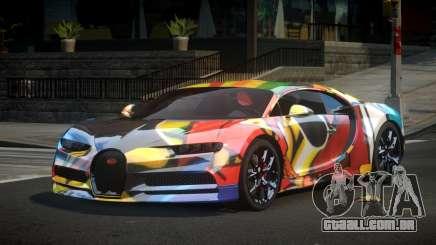 Bugatti Chiron GT S9 para GTA 4