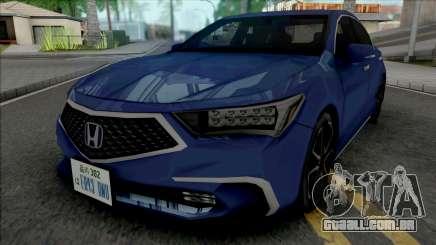 Honda Legend 2020 SA Style [IVF] para GTA San Andreas