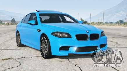 BMW M5 (F10) 2011〡d-on v1.2 para GTA 5