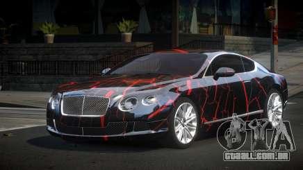 Bentley Continental Qz S6 para GTA 4