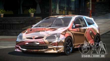 Honda Civic BS-U S1 para GTA 4