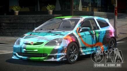Honda Civic BS-U S2 para GTA 4