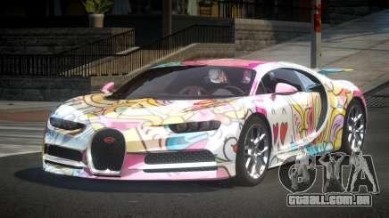 Bugatti Chiron U-Style S5 para GTA 4