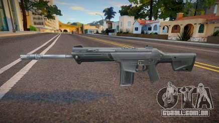 Phantom from Valorant para GTA San Andreas