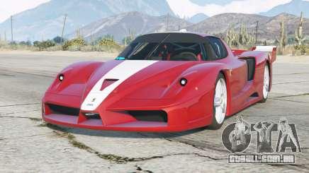 Ferrari FXX 2005〡add-on para GTA 5