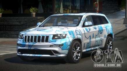 Jeep Grand Cherokee Qz S9 para GTA 4