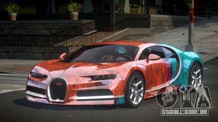 Bugatti Chiron U-Style S9 para GTA 4