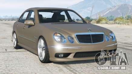 Mercedes-Benz E 55 AMG (W211) 2002〡add-on v2.2 para GTA 5