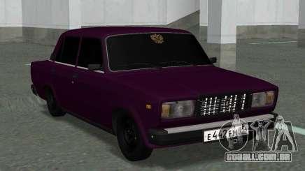 VAZ 2107 Opera 154 RUS para GTA San Andreas